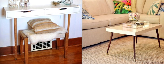 6 makeovers you won't believe began with Ikea