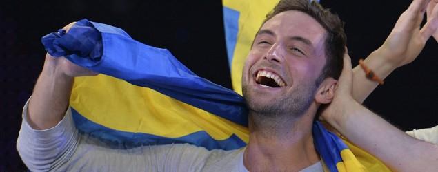 Måns Zelmerlöw. Photo: AP
