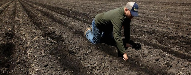 Rare concession from Calif. farmers in water crisis