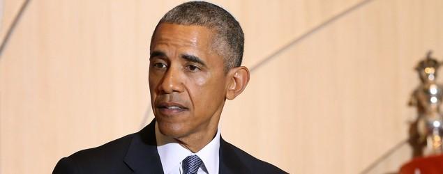 Barack Obama. Image: Getty