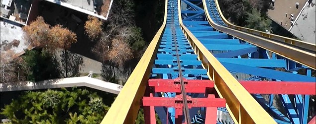 The 10 fastest roller coasters in the U.S. (Screenshot/YouTube)