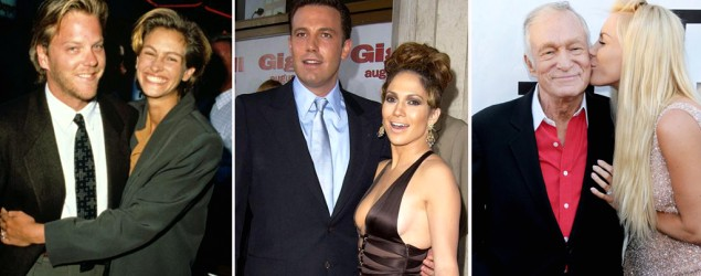 Famous weddings that got called off