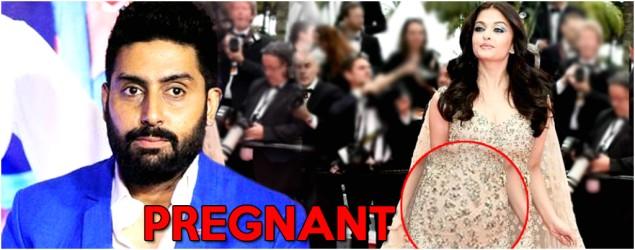 Abhishek Bachchan reacts on Aishwarya's 'pregnancy'