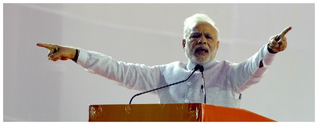 'Achche din' not for those who looted nation: Modi