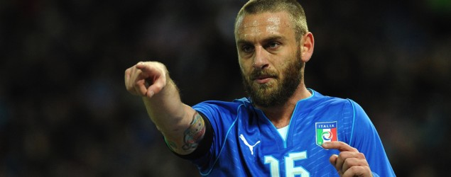 De Rossi (Getty)