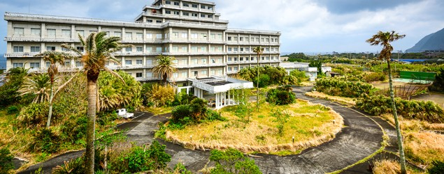 Demolished by war, bankrupted, invaded or worse, these deserted hotels are as eerie as any abandoned asylum. (Thinkstock photo)