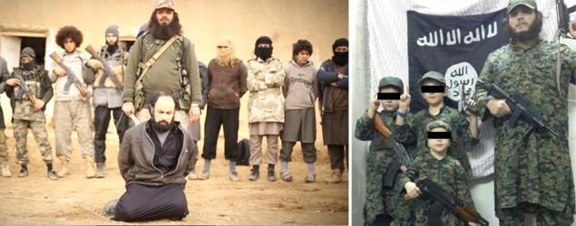 Jihadist's family look to return to Australia . Photo: Supplied