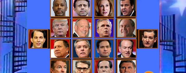 Too many Republican candidates for debates? (NBC)