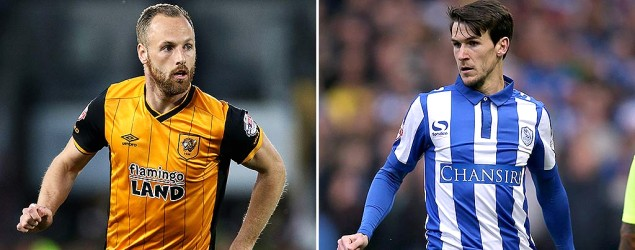 Hull City vs Sheffield Wednesday (PA)