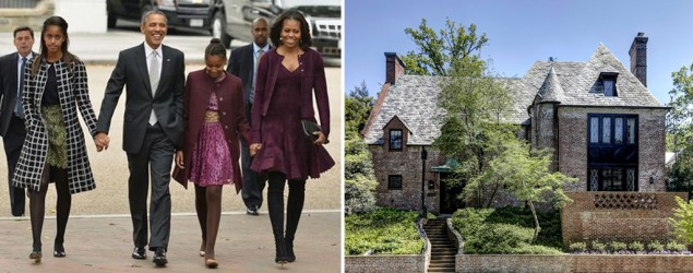 Where the Obamas are moving after the White House (Reuters/Washington Fine Properties)