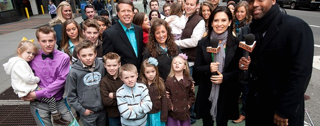 Why TLC is facing its second molestation scandal, this time with the Duggar family. (Getty Images)