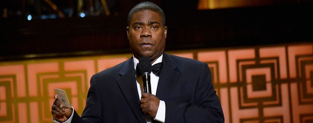 Tracy Morgan reaches settlement with Walmart. (Getty Images)