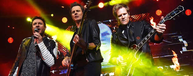 Go backstage at Duran Duran's new tour (pic)