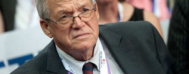 Former U.S. House Speaker Dennis Hastert indicted on federal charges. (Getty Images)