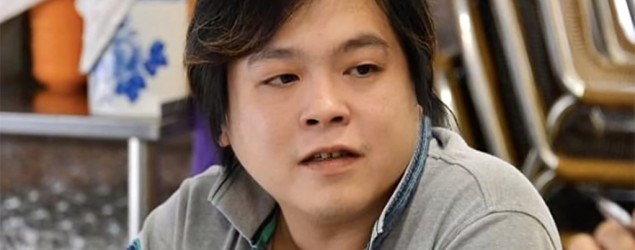 Jover Chew (Yahoo Newsroom photo)