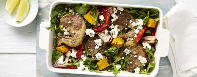Easy-made lamb chops that have the I Quit Sugar seal of approval. Potography: Elle Brodie-Reed