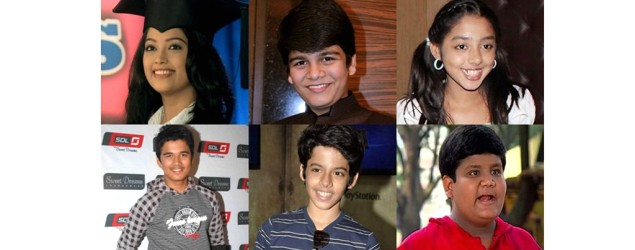 How TV child artists scored in board exams