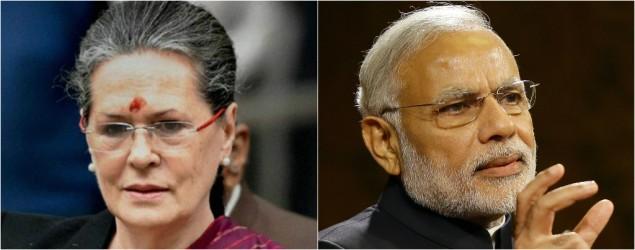 Sonia slams Modi; says he is PM, not shehenshah