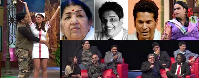 Why comedy is not-so-funny in India
