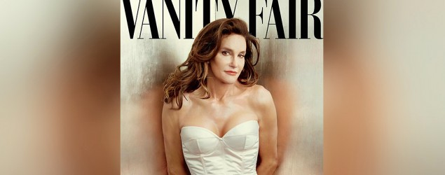 Bruce Jenner on the cover of Vanity Fair (Annie Leibovitz)