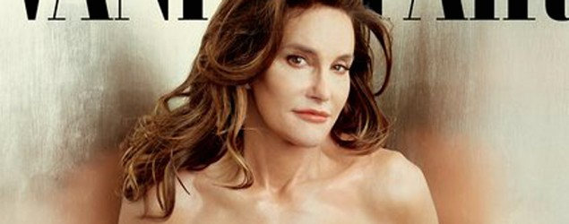 Bruce Jenner on the cover of Vanity Fair (Annie Lebowitz)