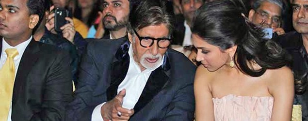 Deepika reveals why Amitabh was not invited to her Piku bash