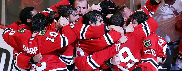 Blackhawks win Stanley Cup in Game 6 thriller. (Getty Images)