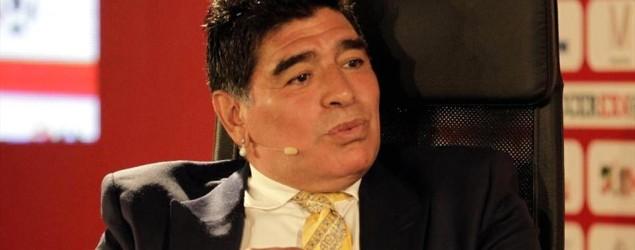 Maradona (imago)