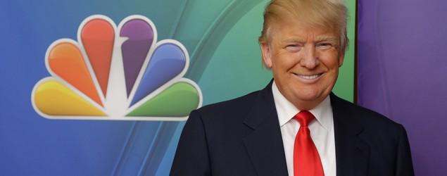 NBC to outspoken Donald Trump: You're fired. (NBCU Photo Bank via Getty Images)