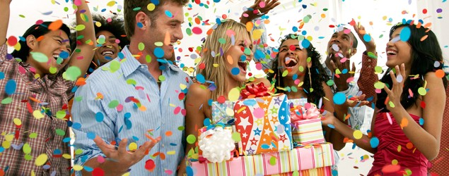 Birthdays. Photo: Thinkstock.