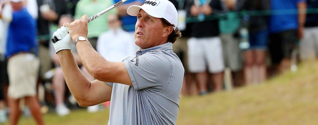 Phil Mickelson (Andrew Redington/Getty Images)