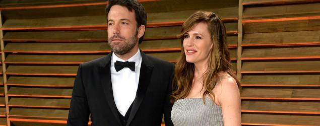 Ben Affleck and Jennifer Garner are divorcing. (Getty Images)