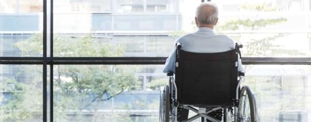 Elderly man left alone for days. ABC