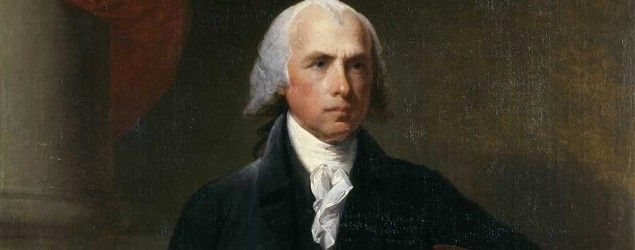 Isn't it about time James Madison had a memorial? (Getty Images)