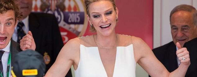 Charlene de Mónaco (Gtres)