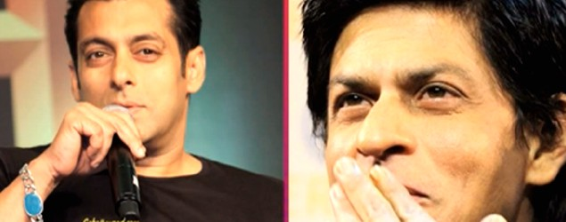 Why Salman Khan is scared of Shah Rukh