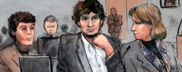 Boston Marathon bomber files motion for new trial. (AP)