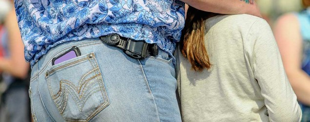 More people with guns doesn't deter crime, study finds. (Getty Images)