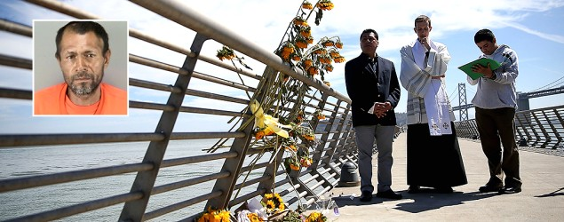 Federal agent's gun used in San Francisco pier slaying: Source (Getty Images)