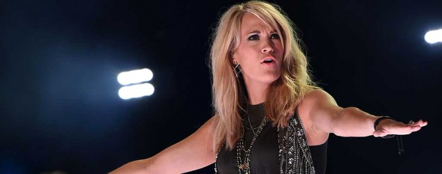 Yes  Carrie Underwood could sing in high schoolCarrie Underwood In High School