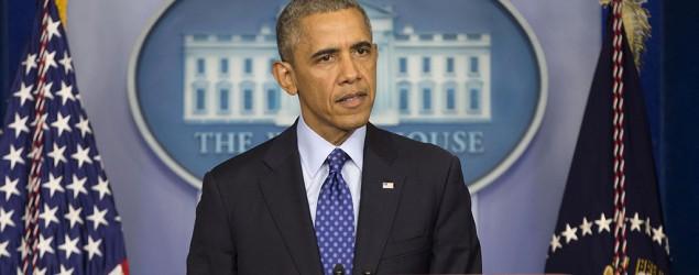 Obama addresses Ukraine plane crash (AP)