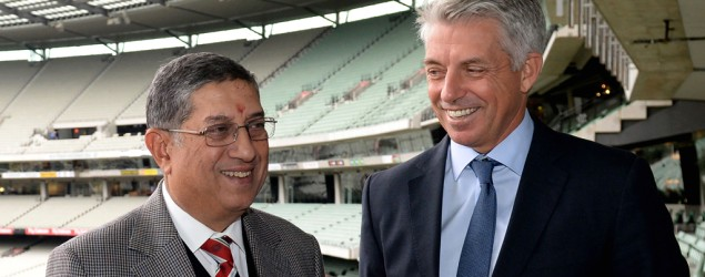 ICC chief executive points to BCCI 'gamesmanship'