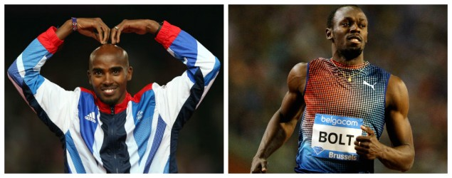 Bolt, Farah headline cast at Commonwealth Games