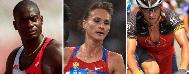 Imags: Sport's biggest ever drug cheats