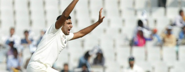 Ashwin eyeing No.1 Test bowler spot