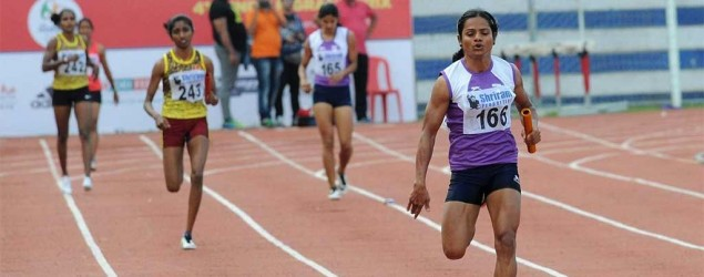 They're from India's interiors and they'll run for glory in Rio