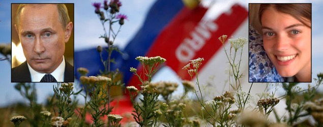 Grieving father of daughter aboard MH17 pens open letter to Vladimir Putin. (AP/Contributed)