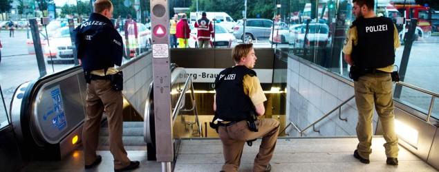 Polizisten, Bild: dpa