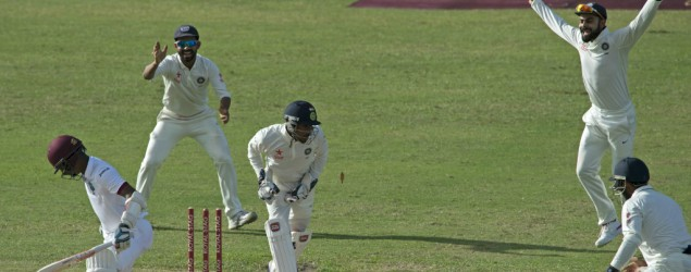 Live: India vs West Indies, 1st Test, Antigua, Day 3