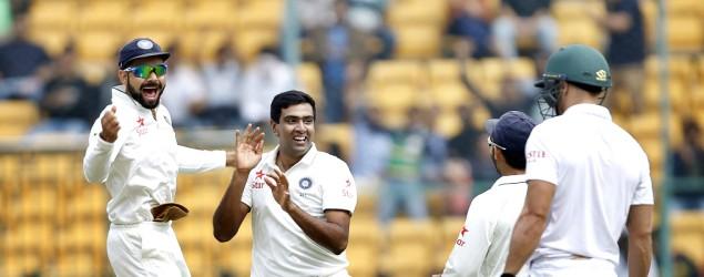 Ashwin astounded by Kohli's on-field brilliance